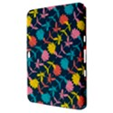 Colorful Floral Pattern Samsung Galaxy Tab 8.9  P7300 Hardshell Case  View3