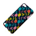 Colorful Floral Pattern Apple iPod Touch 5 Hardshell Case View4