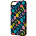 Colorful Floral Pattern Apple iPhone 5 Classic Hardshell Case View3