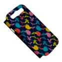 Colorful Floral Pattern Samsung Galaxy S III Hardshell Case (PC+Silicone) View5