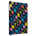 Colorful Floral Pattern Apple iPad Mini Hardshell Case View2
