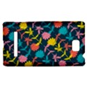 Colorful Floral Pattern HTC 8S Hardshell Case View1