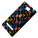 Colorful Floral Pattern HTC 8S Hardshell Case View4