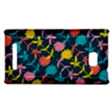 Colorful Floral Pattern HTC 8X View1