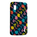 Colorful Floral Pattern LG Nexus 4 View2