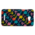 Colorful Floral Pattern HTC Butterfly X920E Hardshell Case View1