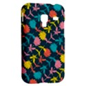 Colorful Floral Pattern Samsung Galaxy Ace Plus S7500 Hardshell Case View2