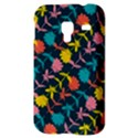 Colorful Floral Pattern Samsung Galaxy Ace Plus S7500 Hardshell Case View3