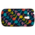 Colorful Floral Pattern Samsung Galaxy S3 MINI I8190 Hardshell Case View1