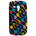 Colorful Floral Pattern Samsung Galaxy S3 MINI I8190 Hardshell Case View2