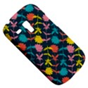 Colorful Floral Pattern Samsung Galaxy S3 MINI I8190 Hardshell Case View5