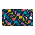 Colorful Floral Pattern Sony Xperia TX View1