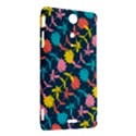 Colorful Floral Pattern Sony Xperia TX View2