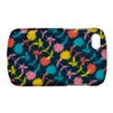 Colorful Floral Pattern BlackBerry Q10 View1