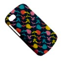Colorful Floral Pattern BlackBerry Q10 View5
