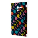 Colorful Floral Pattern Sony Xperia ZL (L35H) View3