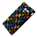 Colorful Floral Pattern Sony Xperia ZL (L35H) View4