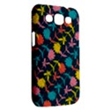 Colorful Floral Pattern Samsung Galaxy Win I8550 Hardshell Case  View2