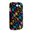 Colorful Floral Pattern Samsung Galaxy Express I8730 Hardshell Case  View2