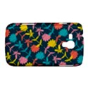 Colorful Floral Pattern Samsung Galaxy Duos I8262 Hardshell Case  View1