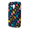 Colorful Floral Pattern Samsung Galaxy Duos I8262 Hardshell Case  View3