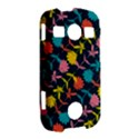 Colorful Floral Pattern Samsung Galaxy S7710 Xcover 2 Hardshell Case View2