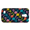 Colorful Floral Pattern Galaxy S4 Mini View1
