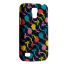 Colorful Floral Pattern Galaxy S4 Mini View2
