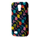 Colorful Floral Pattern Galaxy S4 Mini View3