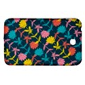 Colorful Floral Pattern Samsung Galaxy Tab 3 (7 ) P3200 Hardshell Case  View1