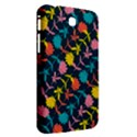 Colorful Floral Pattern Samsung Galaxy Tab 3 (7 ) P3200 Hardshell Case  View2