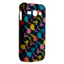 Colorful Floral Pattern Samsung Galaxy Ace 3 S7272 Hardshell Case View2