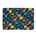 Colorful Floral Pattern Samsung Galaxy Tab 2 (10.1 ) P5100 Hardshell Case  View1