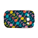 Colorful Floral Pattern Samsung Galaxy S6810 Hardshell Case View1