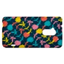 Colorful Floral Pattern HTC One Max (T6) Hardshell Case View1