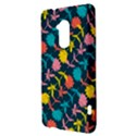 Colorful Floral Pattern HTC One Max (T6) Hardshell Case View3