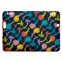 Colorful Floral Pattern Kindle Fire HDX Hardshell Case View1