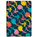 Colorful Floral Pattern iPad Air Flip View1