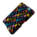 Colorful Floral Pattern Amazon Kindle Fire (2012) Hardshell Case View4
