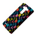 Colorful Floral Pattern LG G3 Hardshell Case View4