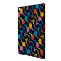 Colorful Floral Pattern iPad Air 2 Hardshell Cases View3