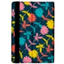 Colorful Floral Pattern iPad Air 2 Flip View4