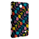 Colorful Floral Pattern Samsung Galaxy Tab 4 (7 ) Hardshell Case  View3
