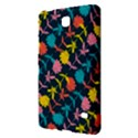 Colorful Floral Pattern Samsung Galaxy Tab 4 (8 ) Hardshell Case  View2
