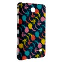 Colorful Floral Pattern Samsung Galaxy Tab 4 (8 ) Hardshell Case  View3