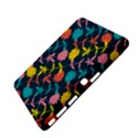 Colorful Floral Pattern Samsung Galaxy Tab 4 (10.1 ) Hardshell Case  View4