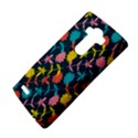 Colorful Floral Pattern LG G4 Hardshell Case View4