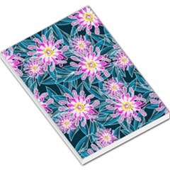 Whimsical Garden Large Memo Pads