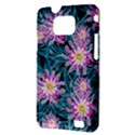 Whimsical Garden Samsung Galaxy S II i9100 Hardshell Case (PC+Silicone) View3