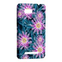 Whimsical Garden HTC One SU T528W Hardshell Case View2